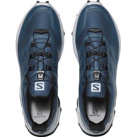 Salomon Supercross Kengät Miehet, poseidon/pearl blue/black